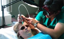 Лечение акне в Лазерном Центре, г. Кито, Эквадор