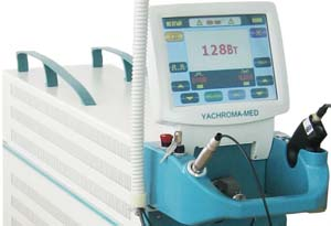 Copper vapor laser medical system JPG, 25,6 Kb