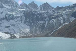 Третье озеро Гокио