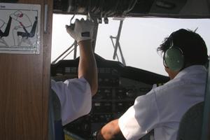 Полет Катманду-Лукла